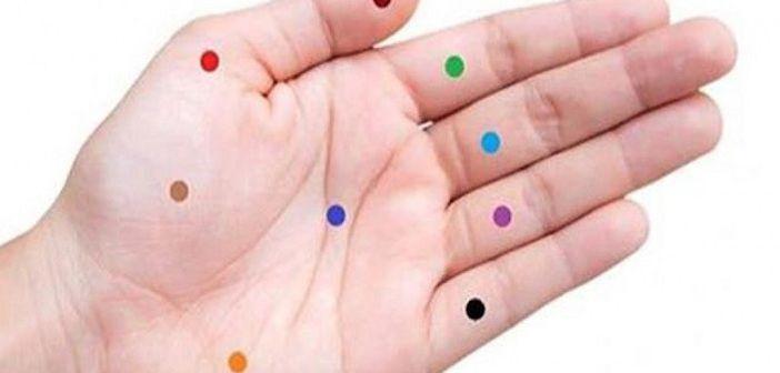 Ce ti se intampla cand apesi aceste puncte din palma - Rezultatele te vor soca