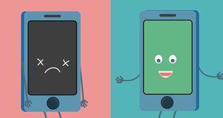 Adevarat sau fals? Trebuie sau nu sa iti lasi smartphone-ul sa se descarce complet?