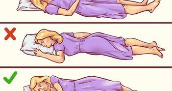 Care este pozitia de somn care iti face cel mai bine? Uite la ce sa fii atenta!
