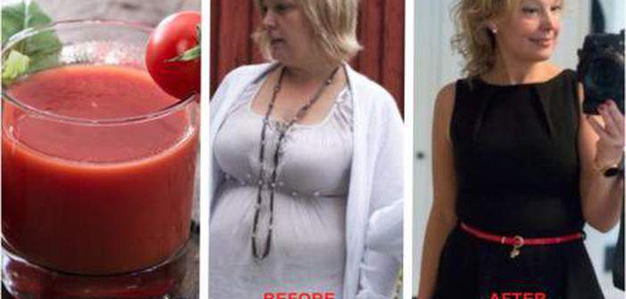 A baut suc de rosii timp de 60 de zile. Ce lucru incredibil i s-a intamplat apoi