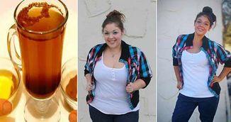 A pierdut 7 kilograme in 10 zile cu aceasta bautura miraculoasa!