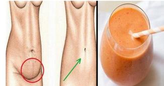 Consuma acest elixir din trei ingrediente si obtine un abdomen mai ferm ca niciodata! Pierzi 1cm pe zi!