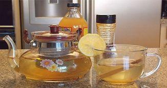 A combinat cidru din otet de mere cu miere si a consumat pe stomacul gol. Ce i s-a intamplat dupa o saptamana