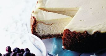 Genial! Cea mai simpla reteta de cheesecake cu coacere!