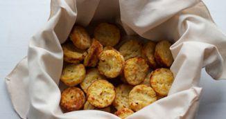 Cei mai simpli biscuiti dietetici! Unul singur are 25 de calorii!
