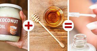 Cum sa-ti faci un tratament pentru intarirea unghiilor la tine acasa. Nimeni nu stie acest truc