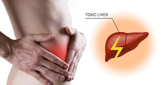 6 semne ca ai un ficat toxic