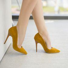 Pantofi Panto Camel