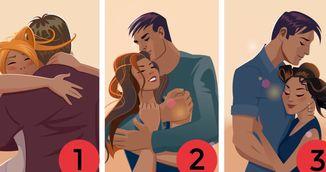 Test: Care dintre cele trei cupluri este cel mai fericit? Alegerea iti va spune un secret despre propria ta relatie