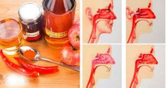 Cum scapi de infectiile sinusale in cateva minute. Ai nevoie doar de ingrediente din bucatarie