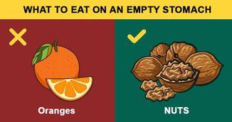 Alimente pe care sa nu le mai consumi niciodata pe stomacul gol!