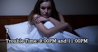 Ce spune despre tine ora la care te trezesti in timpul noptii!