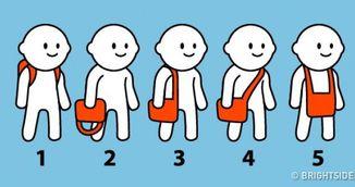 Cum porti geanta in fiecare zi? Uite ce spune acest lucru despre personalitatea ta!