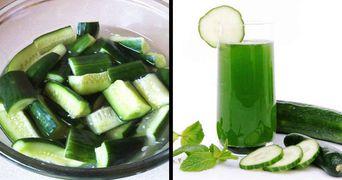10 alimente si bauturi care te scapa de retentia de apa din organism