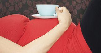 Adevarul despre consumul de cafea in timpul sarcinii