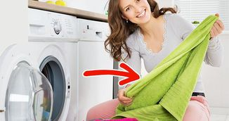 Cum sa-ti usuci rapid rufele pe care le-ai spalat! Nimeni nu stia trucul asta simplu!