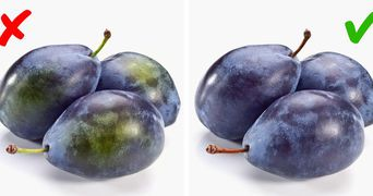 Asa afli daca prunele pe care vrei sa le cumperi sunt sanatoase si gustoase