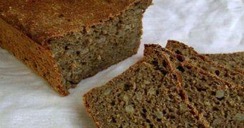 Cum prepari paine sanatoasa, fara faina. Te vei indragosti de reteta asta