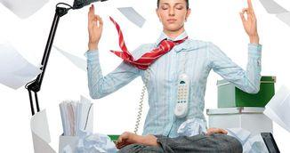 Esti stresata la locul de munca? Scapa de anxietate in cate minute! Uite cum!