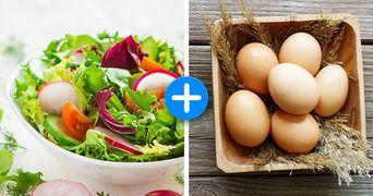 Combinatiile alimentare care te ajuta sa slabesti rapid - Nu te-ai fi gandit niciodata la ele