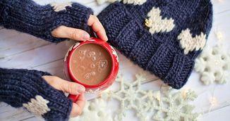 Reteta de ciocolata calda recomandata de Mihaela Bilic. Cum sa o prepari ca sa nu te ingrasi