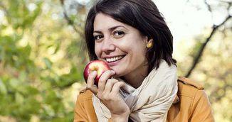De ce sa nu mai cureti niciodata merele de coaja
