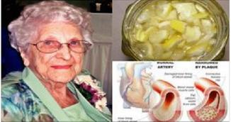 Aceasta bunica are 85 de ani si nu a avut niciodata tensiune si colesterol marite! Uite care este secretul sau!