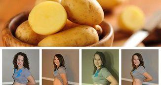 Slabeste 5 kilograme in 3 zile cu cea mai gustoasa dieta: dieta cu cartofi si iaurt!