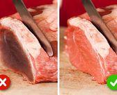 Cum sa-ti dai seama ca ai cumparat carne veche