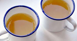 Slabeste cu ceai verde cu ghimbir! Metoda asta chiar functioneaza!