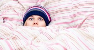 De ce iti este intotdeauna frig. Ai putea fi bolnava