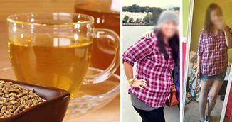 A slabit 10 kilogame intr-o luna cu ajutorul acestui ceai miraculos. Il poti prepara si tu acasa