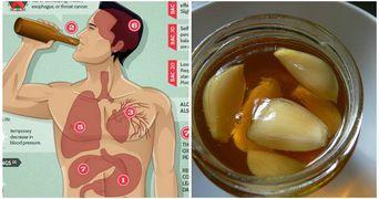 Bomba pentru imunitate: usturoi si miere. Cum se prepara acest remediu genial