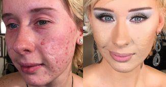 Trebuie sa vezi aceste transformari spectaculoase realizate de un make-up artist din Azerbaijan! Femeile astea par cu zeci de ani mai tinere!