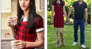 Femeia asta a fost diagnosticata cu o tumora rara la picior! Nu poate sa poarte pantofi si sa munceasca!