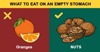 Alimente pe care sa nu le mai consumi niciodata pe stomacul gol! Te distrug!