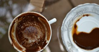 Afla cum iti poti ghici viitorul in cafea