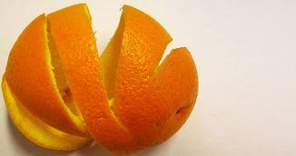 Cum slabesti cu coji de portocale. Metoda simpla si rapida