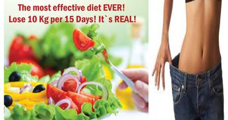Asta e cea mai eficienta dieta! Slabesti 10 kilograme in 15 zile!