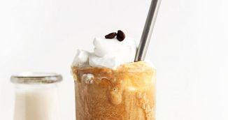 Cea mai sanatoasa bautura de vara: shake din caramel de curmale