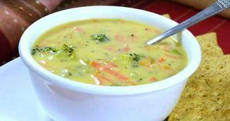 Dieta de detoxifiere in 3 zile cu supa: mananca orice cantitate si scapa de burta si inflamatii!