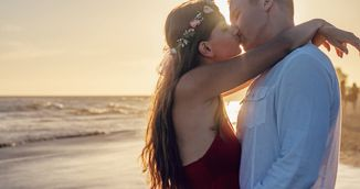 Cum saruta in functie de zodie. O zodie este pasionala, alta rapida si foarte practica