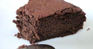 Prajitura cu ciocolata, fara faina si fara zahar! Ai nevoie de ingrediente simple!