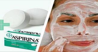 Peeling homemade cu aspirina: te scapa de cosuri, acnee si riduri! Rezultatele se vad dupa prima utilizare!