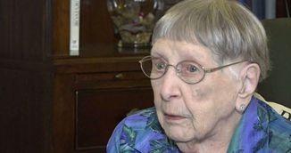 Femeia asta a ajuns la 104 ani consumand o bautura acidulata interzisa de medici - Ce a facut in fiecare zi