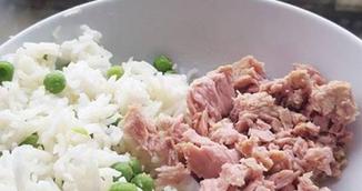 Dieta care te scapa trei kilograme in doar sase zile. Meniu cu orez si ton