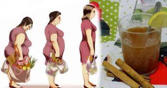 Bautura cu miere, lamaie si scortisoara care accelereaza metabolismul. Are efecte imediate!