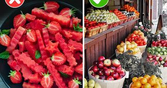 De ce sa nu mai mananci niciodata fructe si legume prespalate si taiate!
