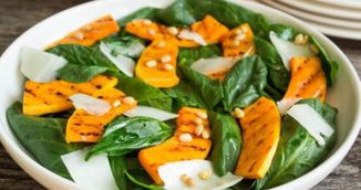 Salata asta delicioasa topeste grasimile din corp! Uite cum se prepara!