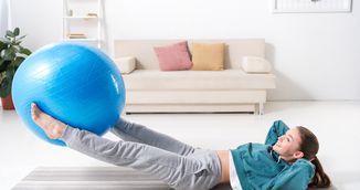 Exercitiul simplu care te ajuta sa scapi de burta. Topeste grasimea acumulata in jurul taliei